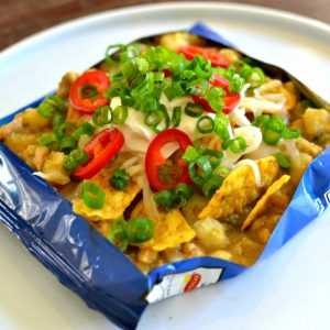 There's no end to the possible flavor combinations for Dorito pie.