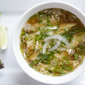 Grandma's Pho is on  the menu at Good Girl Dinette's pop-up series at Bloom Cafe this month.