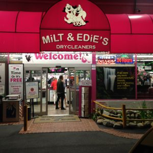 Milt & Edie's Dry Cleaners