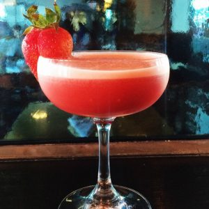 L.A. Chapter's Strawberry Daiquiri