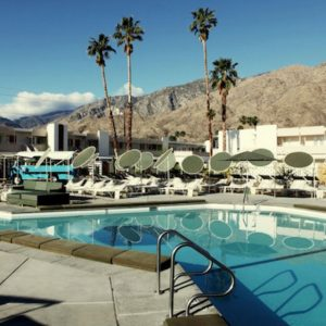 The Ace Hotel & Swim Club in Palm Springs