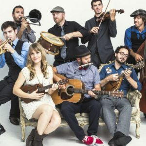 Dustbowl Revival perform at El Segundo's Old Town Music Hall on Sunday