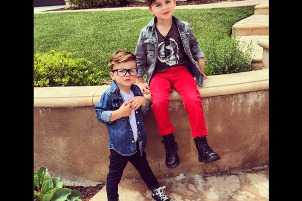MiniStyleHackers' Grey and Ryker Wixom