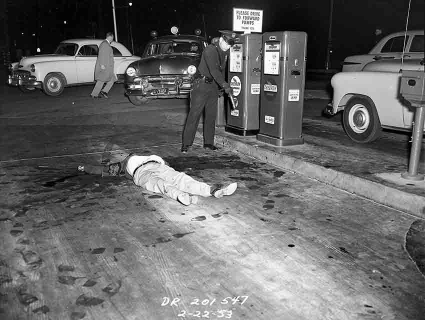 James Ellroy And Glynn Martin Revisit The Lapd S Grim