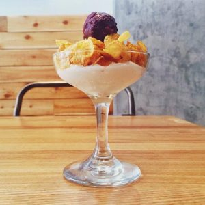 Plan Check's new Cereal Bowl Parfait