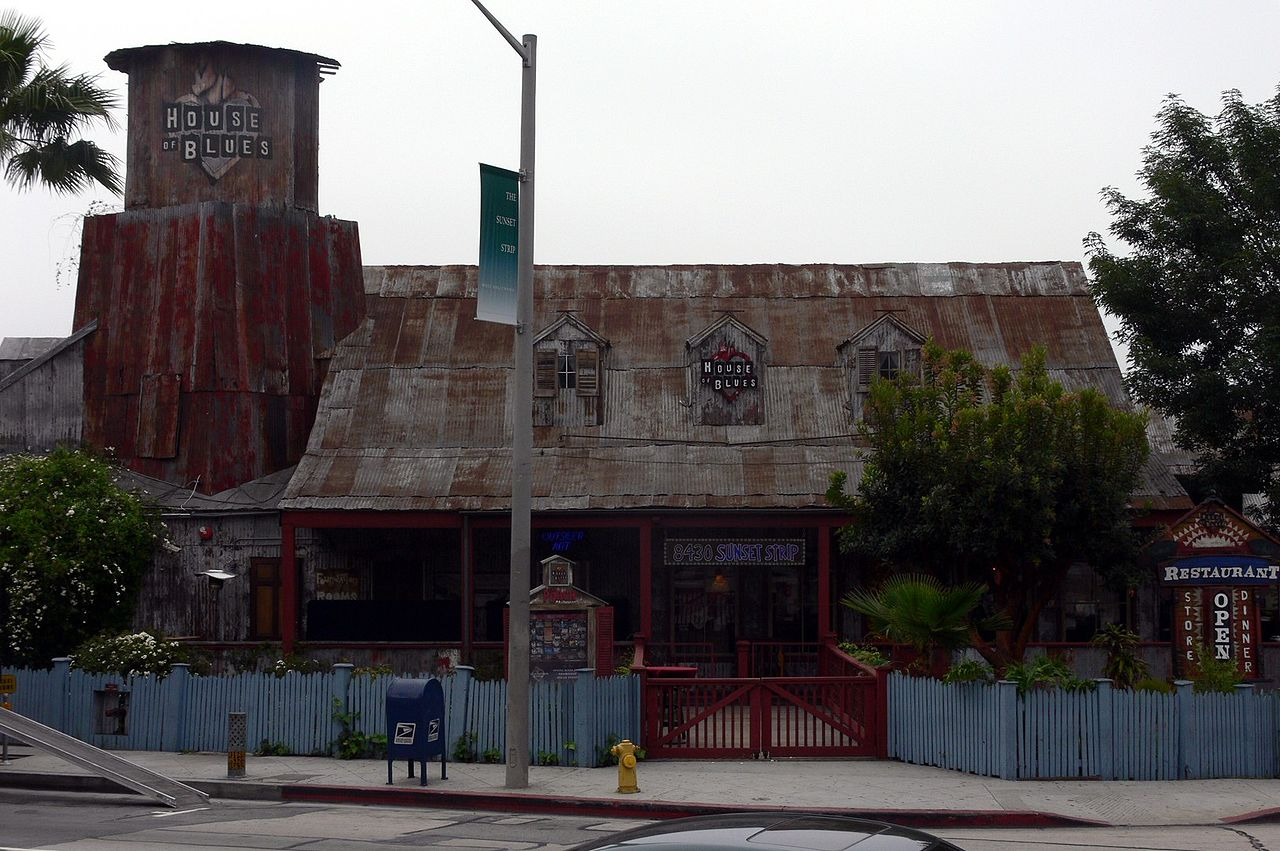 sunset strip house of blues closing to make way for big new hotel