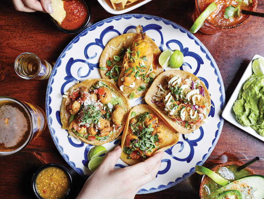 How Has Mexican Culture Influenced American Food