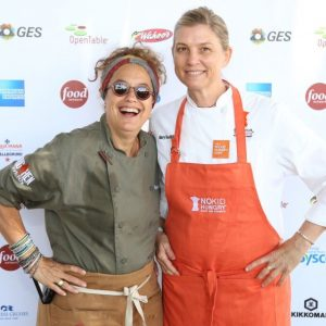 Susan Feniger and Mary Sue Milliken are just two of the chefs serving at the event