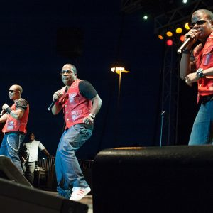 Never trust a big butt and a smile. Bell Biv Devoe performs this weekend as part of the 2015 BET experience.