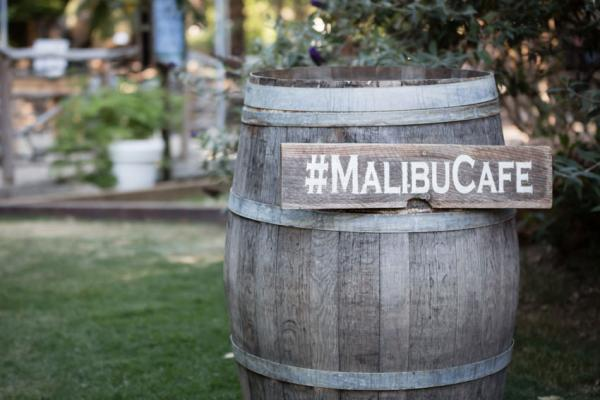 The Malibu Café at Calamigos Ranch