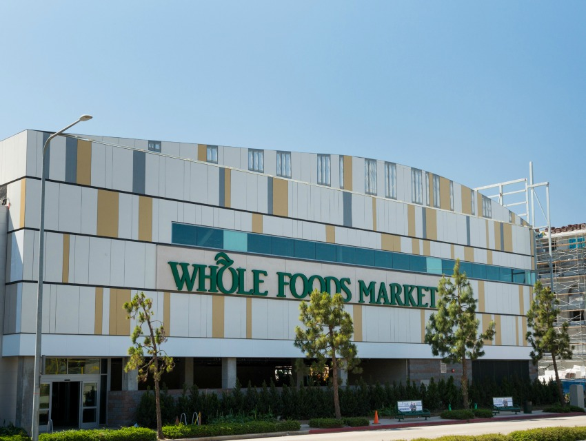 whole foods playa vista gets in the spirit los angeles