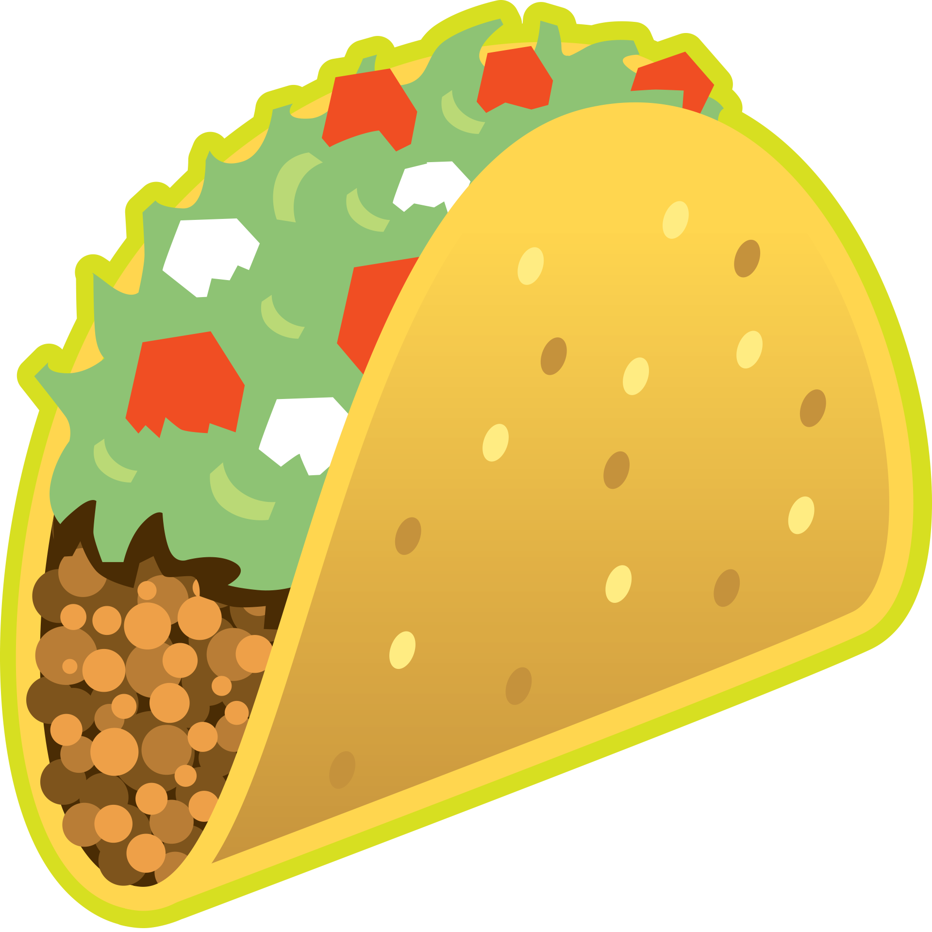 The Best New Taco Emoji Has Been Decided