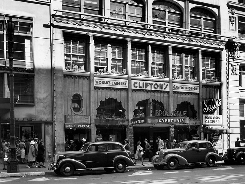 Charting The 127 Year History Of Clifton S Downtown S
