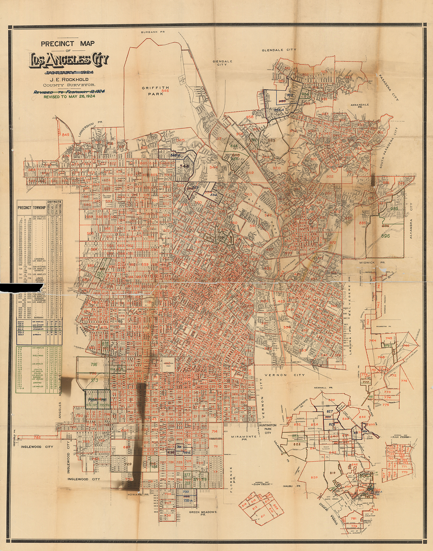 CityDig: See Los Angeles\u0027 Voting Districts in Extremely Fine ...