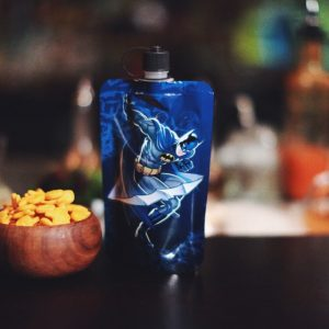 Now you can enjoy a cocktail a la Capri Sun pouch at the Walker Inn!