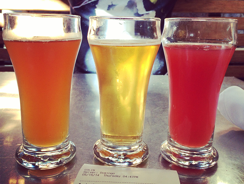 It'll be all about the flights at Sour Fest 2015