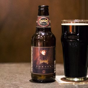 Founders is just one of the breweries on our wish list