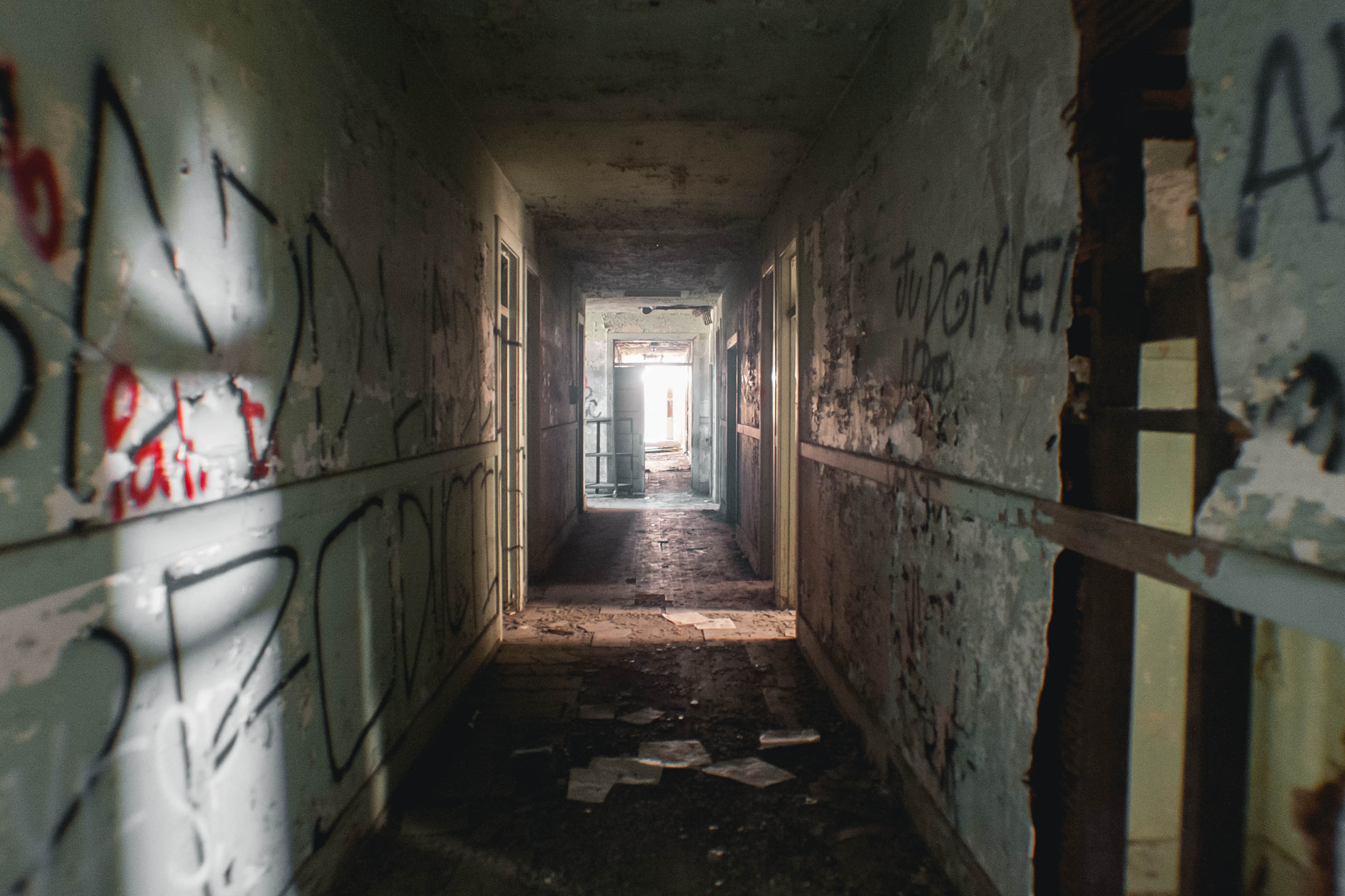 Psych Escape Room Locations