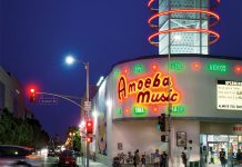 ameoba records hollywood moving