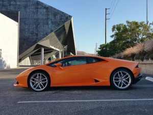 Lamborghini Huracan: Easy On The Eyes, Not So Easy To See Out Of