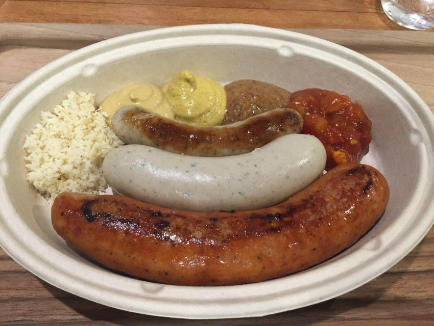 Just a sampling of  whatyou might see at this year's Oktoberfest