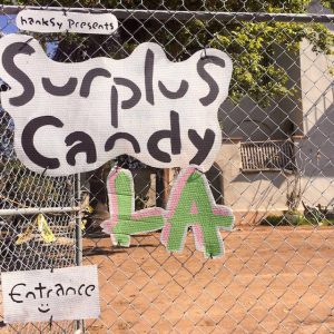 Surplus Candy entrance