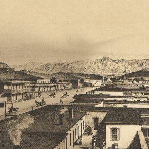 Los Angeles County, Kuchel and Dresel, 1857