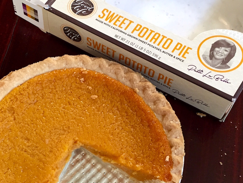 The Holy Grail of sweet potato pie