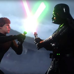 Live out your Jedi fantasies in Star Wars Battlefront