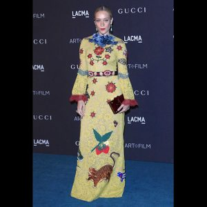 Chloe Sevigny at LACMA