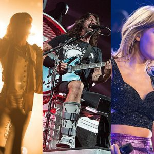 Florence Welch, Dave Grohl, and Taylor Swift all brought their A-games to L.A. this year