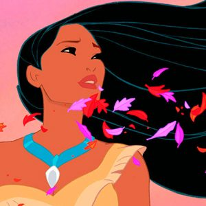 Pocahontas is gone with the wind come January.