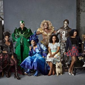 Common, Queen Latifah, Ne-Yo, Mary J. Blige, and more starred in tonight's live version of The Wiz.