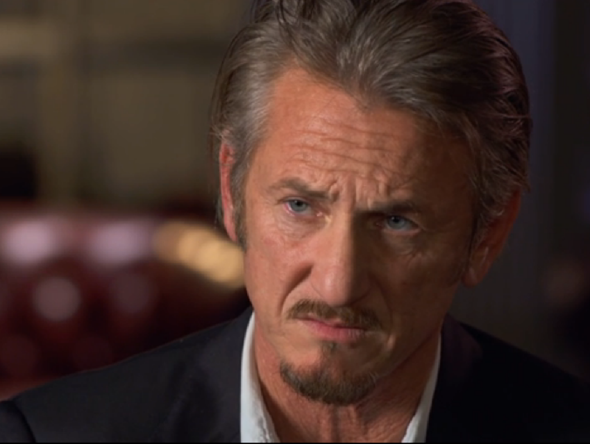 Sean Penn Continues to...