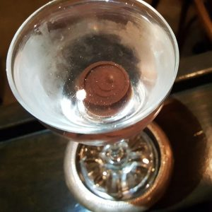 Terrine's Valentine: Chocolate Martini