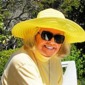 Doris Day last year on her 91st Birthday