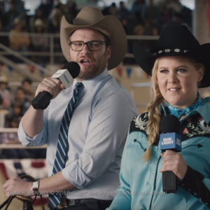 Seth Rogen, Amy Schumer and America