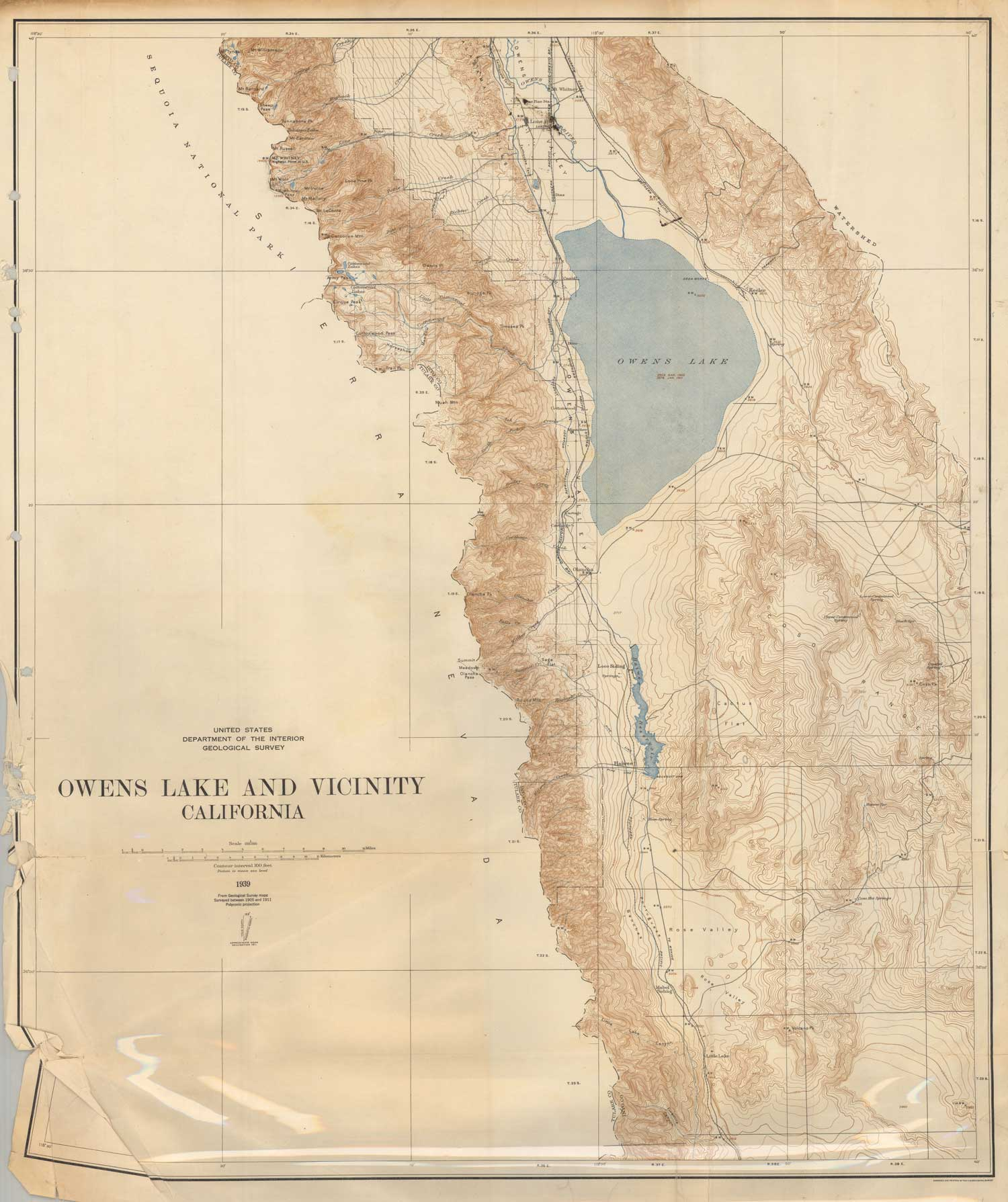 CityDig Heres What Owens Lake Looked Like Before Los Angeles Drank