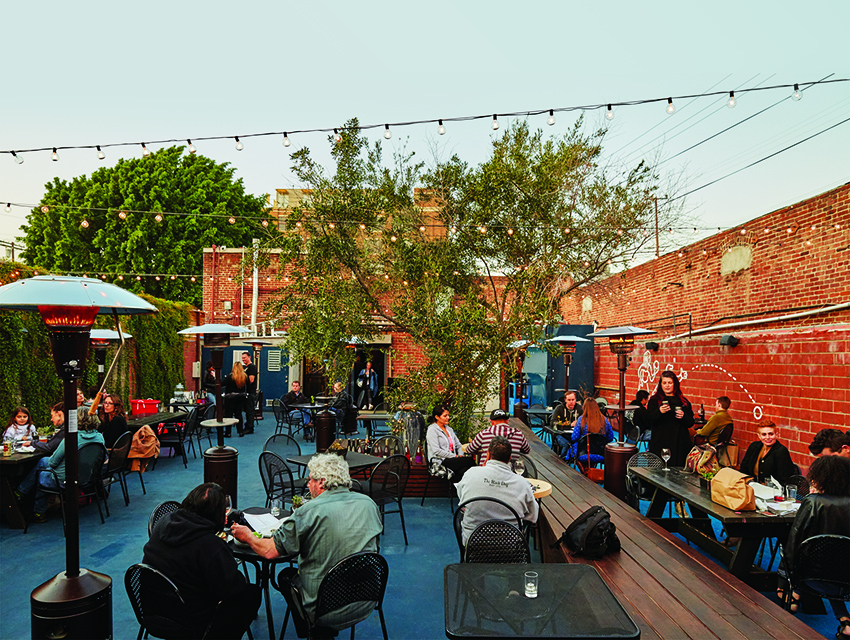 The Best Bar Patios In L A For Drinking Away These