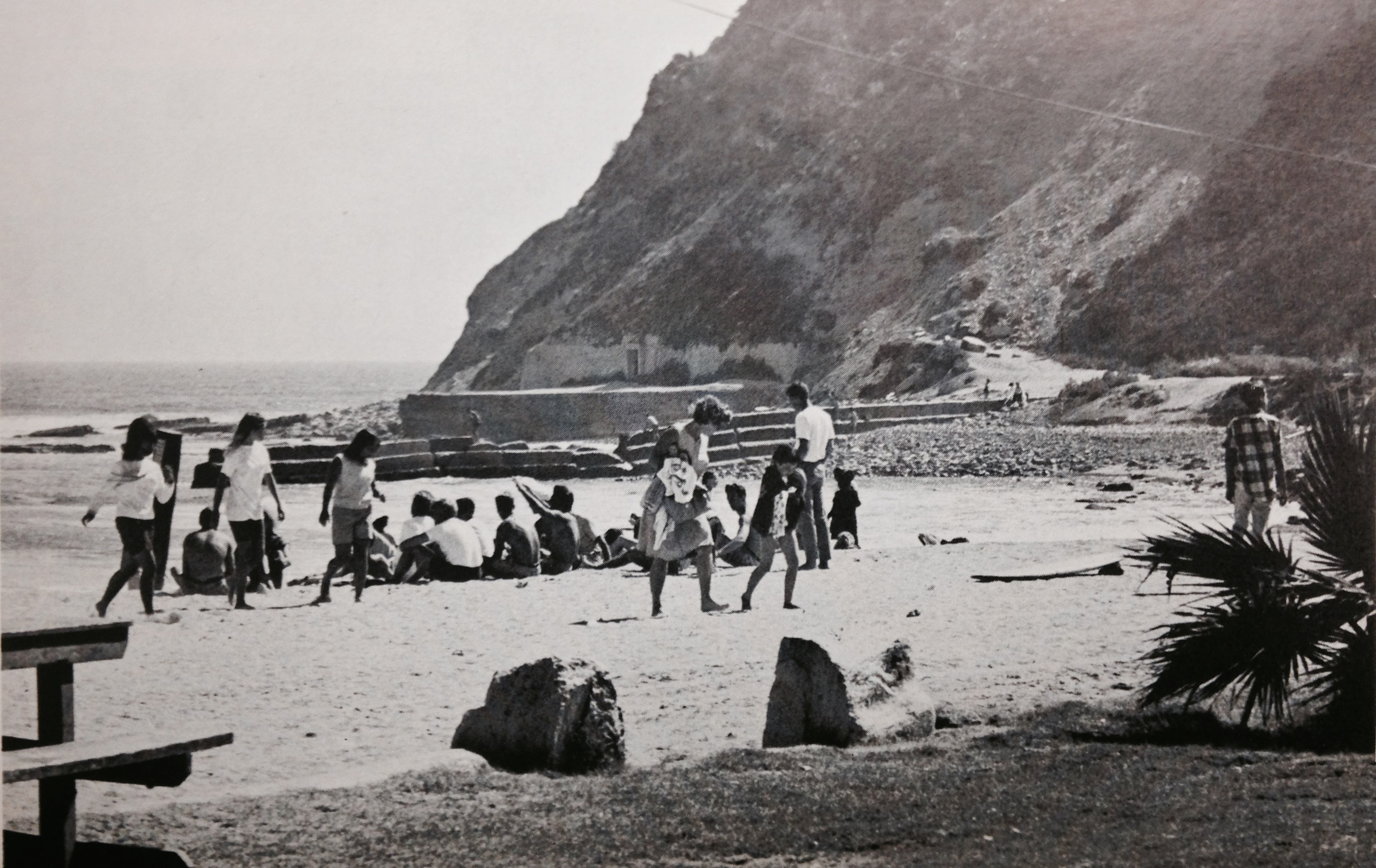 A look back at ports o call village in san pedro before its cabrillo beach named for san pedros peripatetic discoverer will eventually be converted to a nvjuhfo Gallery