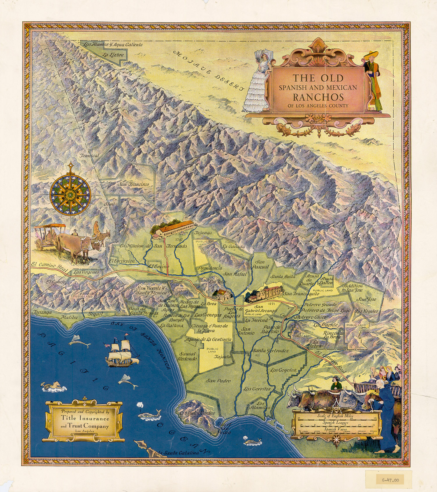 This Gorgeous Map Will Make You Nostalgic For LAs Old Rancho - City of los angeles jurisdiction map