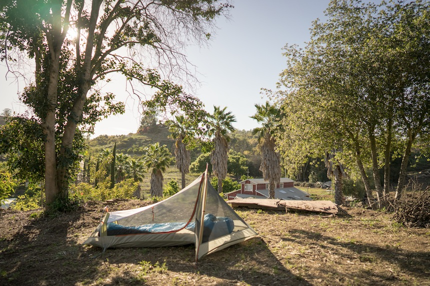Blueberry Farm Tent C&ing & The Airbnb of Camping Is Here to Revolutionize Sleeping in the ...