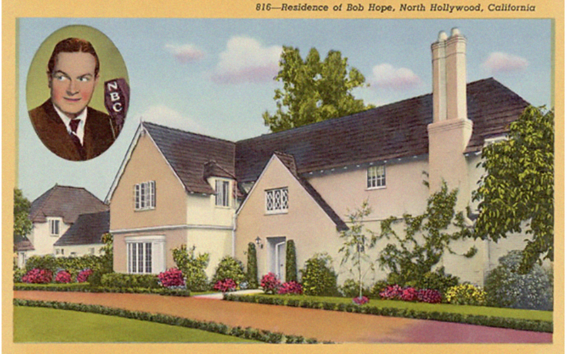 Will Bob Hope S House Be The Next Old Hollywood Home To Be