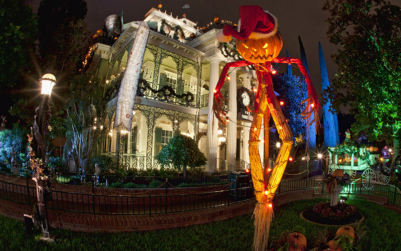 Nightmare Before Christmas Holiday Decorations