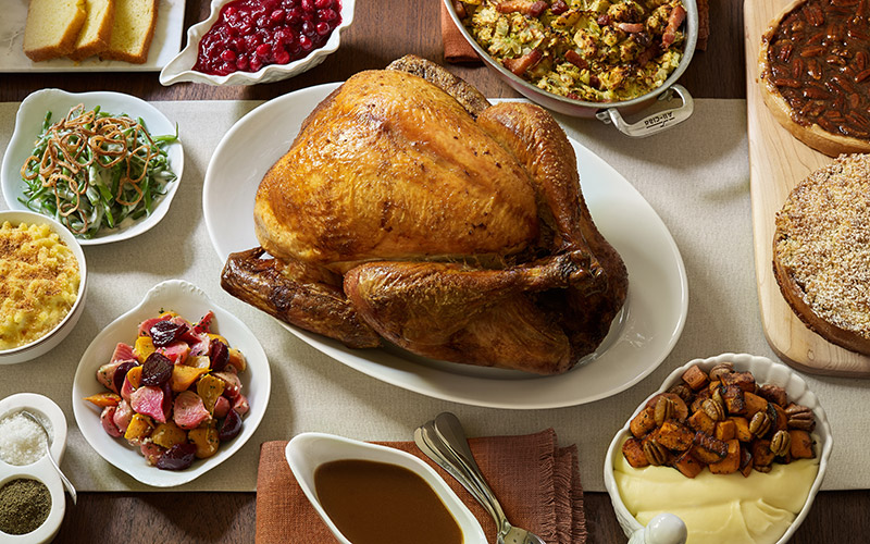 The 9 best restaurants in l a doing thanksgiving dinner for Best things to have for thanksgiving dinner
