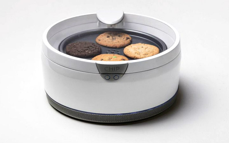 Theres a Keurig for Fresh-Baked Cookies Because Toaster Ovens Are ...