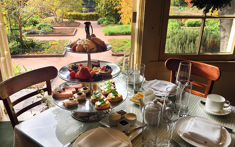 The Essential Spots For Afternoon Tea In L A Los Angeles Magazine