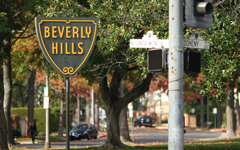 Beverly hills finally loses its crazy stupid subway for Celebrity home tours beverly hills