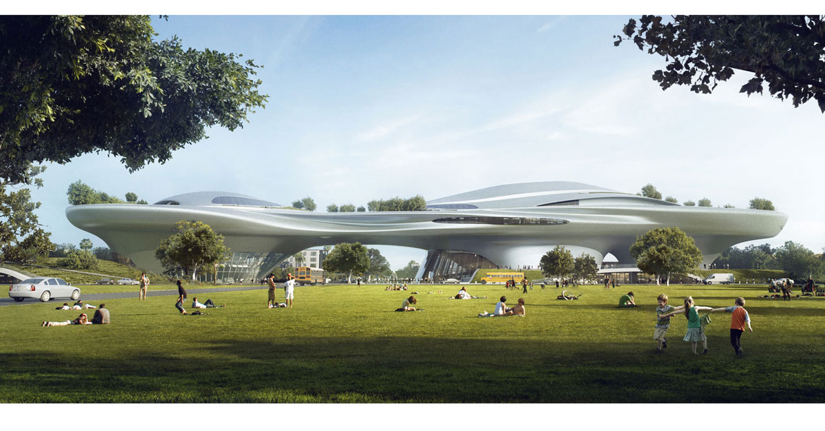 Why Los Angeles Deserves the George Lucas Museum