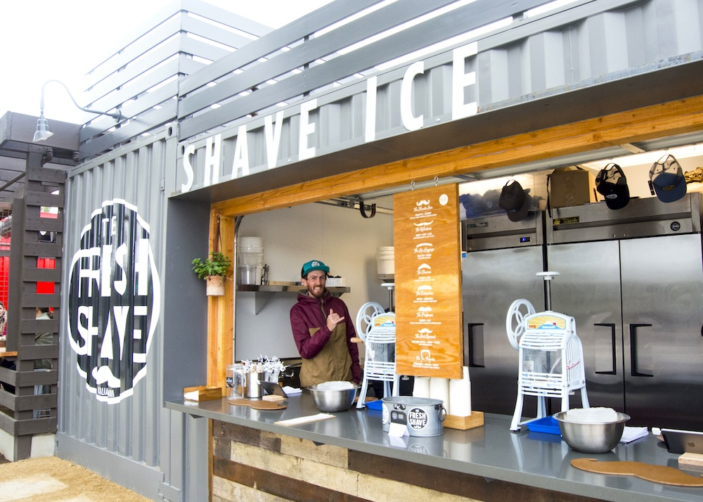 Long Beach\'s Shipping Container Food Plaza Wants Your Next Saturday ...